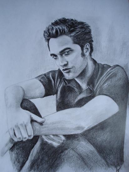 Robert Pattinson by liisteesalu